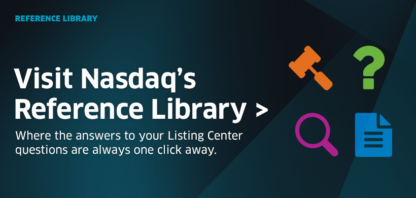 Nasdaq Listing Center